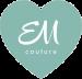 EM Couture – Dance, Standard, Ballroom dresses Logo